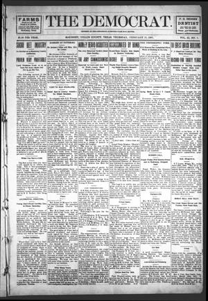 The Democrat (McKinney, Tex.), Vol. 22, No. 4, Ed. 1 Thursday, February 23, 1905