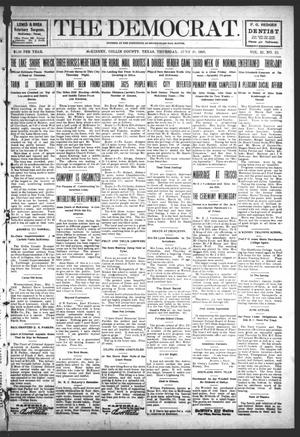 The Democrat (McKinney, Tex.), Vol. 22, No. 22, Ed. 1 Thursday, June 29, 1905