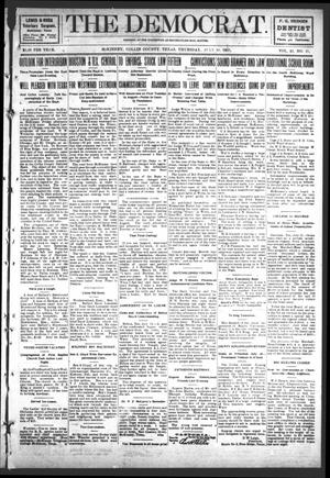 The Democrat (McKinney, Tex.), Vol. 22, No. 25, Ed. 1 Thursday, July 20, 1905