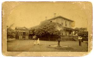 Primary view of object titled '[411 S. Sycamore - A.S. Fox Home]'.