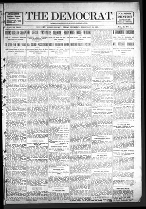 The Democrat (McKinney, Tex.), Vol. 23, No. 4, Ed. 1 Thursday, February 22, 1906