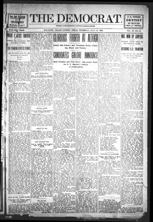 The Democrat (McKinney, Tex.), Vol. 23, No. 24, Ed. 1 Thursday, July 12, 1906