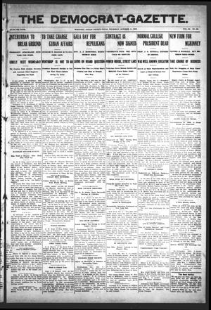 Primary view of object titled 'The Democrat-Gazette (McKinney, Tex.), Vol. 23, No. 36, Ed. 1 Thursday, October 11, 1906'.