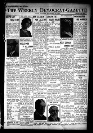 The Weekly Democrat-Gazette (McKinney, Tex.), Vol. 30, No. 15, Ed. 1 Thursday, May 16, 1912