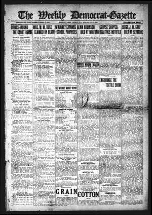 The Weekly Democrat-Gazette (McKinney, Tex.), Vol. 32, Ed. 1 Thursday, January 6, 1916