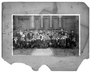 Primary view of object titled '[Unidentified Students]'.