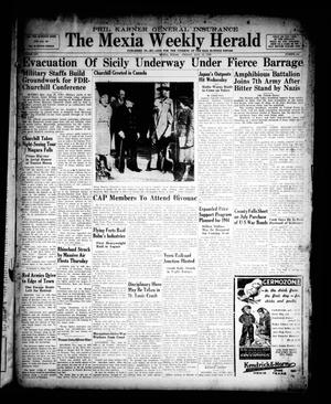 The Mexia Weekly Herald (Mexia, Tex.), Vol. 65, No. 34, Ed. 1 Friday, August 13, 1943