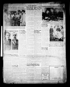 Primary view of object titled 'The Mexia Weekly Herald (Mexia, Tex.), Vol. [66], No. [1], Ed. 1 Friday, January 7, 1944'.