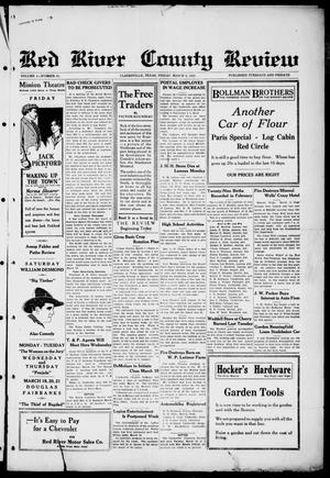 Red River County Review (Clarksville, Tex.), Vol. 4, No. 81, Ed. 1 Friday, March 6, 1925