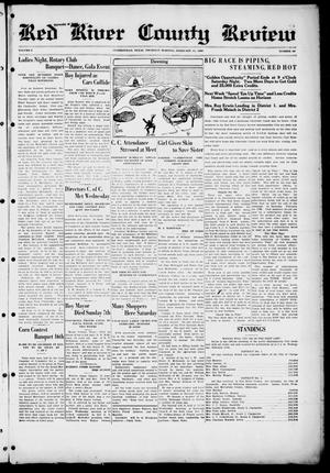 Primary view of object titled 'Red River County Review (Clarksville, Tex.), Vol. 5, No. 69, Ed. 1 Thursday, February 11, 1926'.