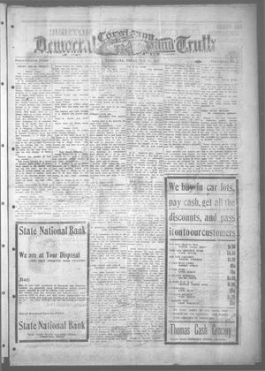 Primary view of object titled 'Corsicana Democrat and Truth (Corsicana, Tex.), Vol. 43, No. 4, Ed. 1 Thursday, November 17, 1927'.