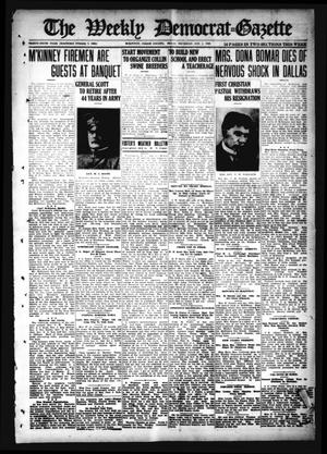 The Weekly Democrat-Gazette (McKinney, Tex.), Vol. 36, Ed. 1 Thursday, January 1, 1920