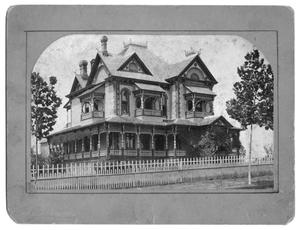 Primary view of object titled '[1305 S. Sycamore - Broyles House]'.