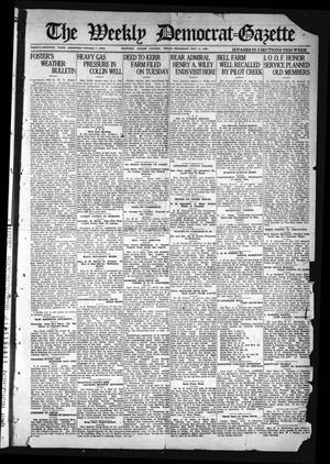 Primary view of object titled 'The Weekly Democrat-Gazette (McKinney, Tex.), Vol. 37, Ed. 1 Thursday, November 11, 1920'.