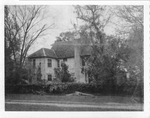Primary view of object titled '[Adams Home in Missouri City]'.