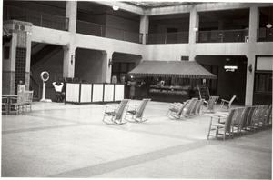 Primary view of object titled '[The Crazy Hotel Pavilion]'.