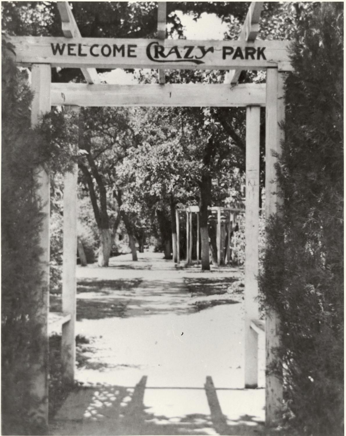 """Welcome to Crazy Park""                                                                                                      [Sequence #]: 1 of 1"