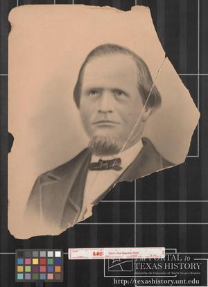 Primary view of object titled '[Unidentified man]'.