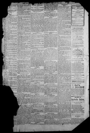 The Dallas Weekly Herald  (Dallas, Tex ), Vol  30, No  31