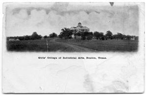 Texas Womanuniversity Denton Texas on Arts  Now Known As Texas Woman S University  In Denton  Texas