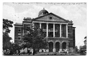 Girls College of Industrial Art, Denton, Tex.