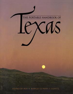 Primary view of object titled 'The Portable Handbook of Texas'.