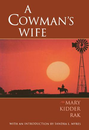 Primary view of object titled 'A Cowman's Wife'.