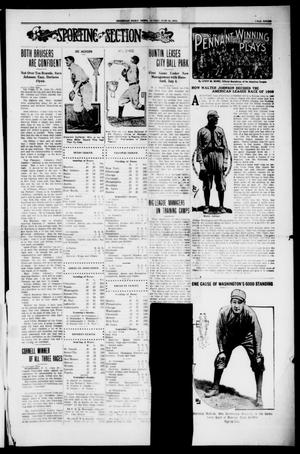Primary view of object titled 'Amarillo Daily News (Amarillo, Tex.), Vol. 3, No. 206, Ed. 1 Sunday, June 30, 1912'.