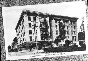 Primary view of object titled 'Crazy Hotel'.