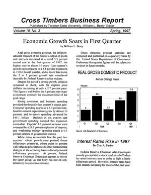 Cross Timbers Business Report, Volume 10, Number 3, Spring 1997