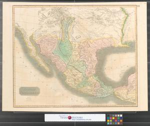 Primary view of object titled 'Spanish North America.'.