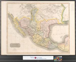 Primary view of Spanish North America.