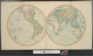 Primary view of The Eastern Hemisphere.