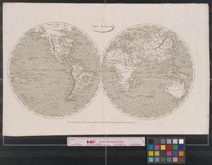 Primary view of The world.