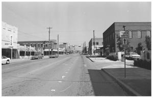 Primary view of object titled '[Downtown Mineral Wells:  1 of 3]'.