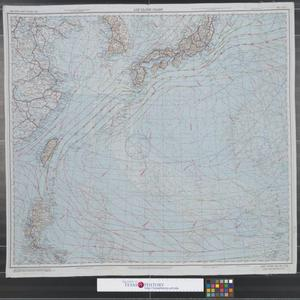 Primary view of object titled 'Japan and South China Seas.'.