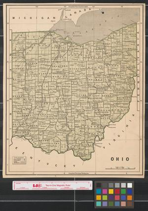 Primary view of object titled 'Ohio.'.