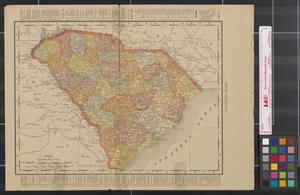 Primary view of object titled 'South Carolina.'.