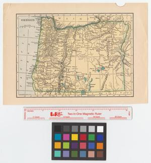 Primary view of object titled 'Oregon.'.