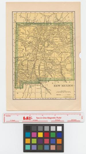 Primary view of object titled 'New Mexico.'.