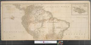 Primary view of A map of South America containing Tierra-Firma, Guayana, New Granada, Amazonia, Brasil, Peru, Paraguay, Chaco, Tucuman, Chili and Patagonia : from Mr. d'Anville, with several improvements and additions, and the newest discoveries [Sheet 1].