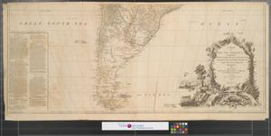 Primary view of A map of South America containing Tierra-Firma, Guayana, New Granada, Amazonia, Brasil, Peru, Paraguay, Chaco, Tucuman, Chili and Patagonia : from Mr. d'Anville, with several improvements and additions, and the newest discoveries [Sheet 2].