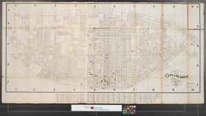 Primary view of object titled 'Guide map of the city of St. Louis.'.