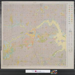 Primary view of object titled 'Soil map, Randall County, Texas.'.