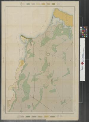 Primary view of object titled 'Soil map, Texas, Corpus Christi sheet.'.