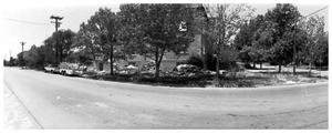 [The Demolition of the First Baptist Church, 3 of 11:   East View]