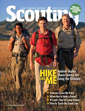 Scouting, Volume 100, Number 2, March-April 2012