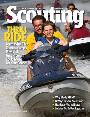 Scouting, Volume 100, Number 3, May-June 2012