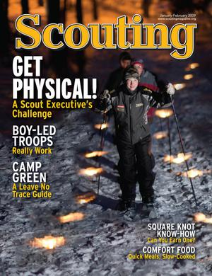 Scouting, Volume 97, Number 1, January-February 2009