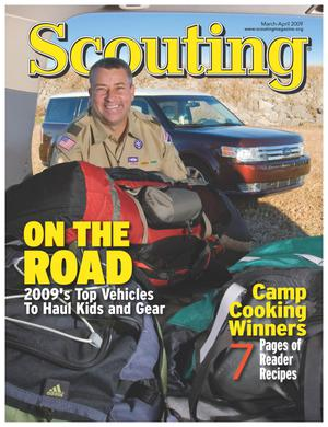 Scouting, Volume 97, Number 2, March-April 2009